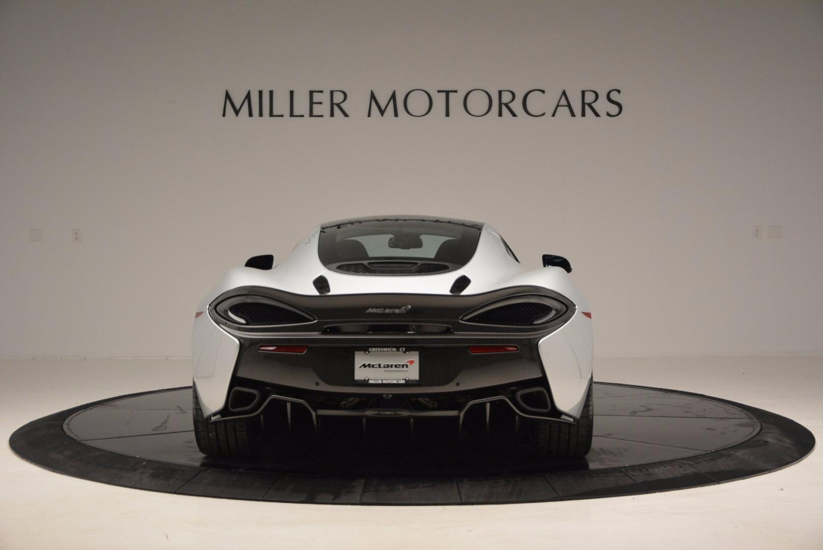 New 2017 McLaren 570GT  For Sale In Westport, CT 882_p6