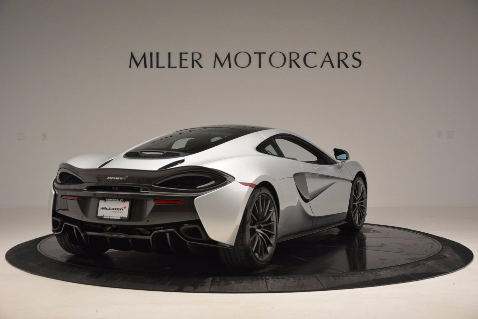 New 2017 McLaren 570GT  For Sale In Westport, CT 882_p7