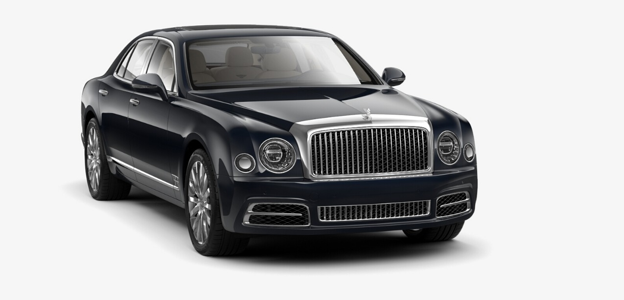 New 2017 Bentley Mulsanne  For Sale In Westport, CT 884_main