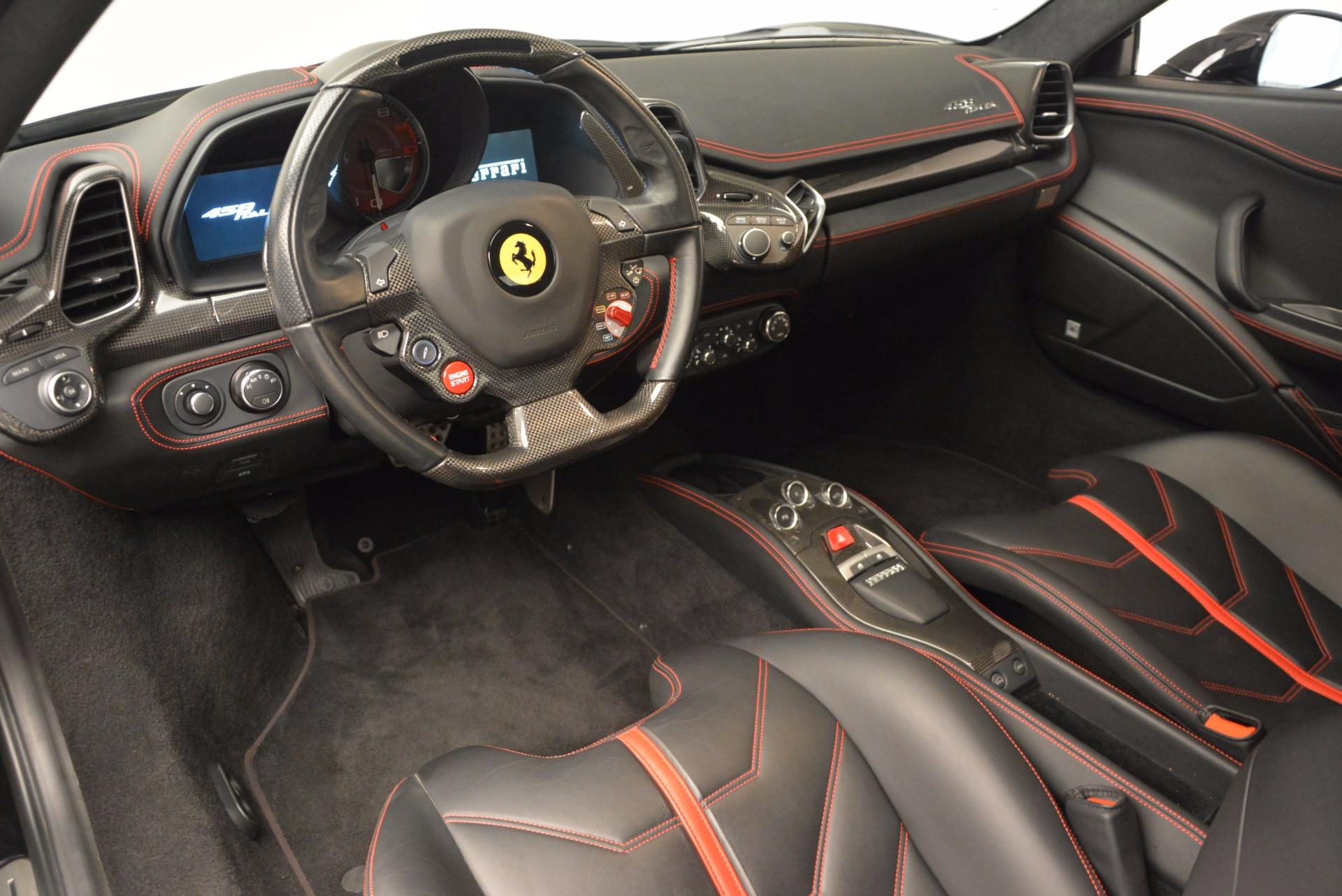 Used 2013 Ferrari 458 Italia  For Sale In Westport, CT 889_p13