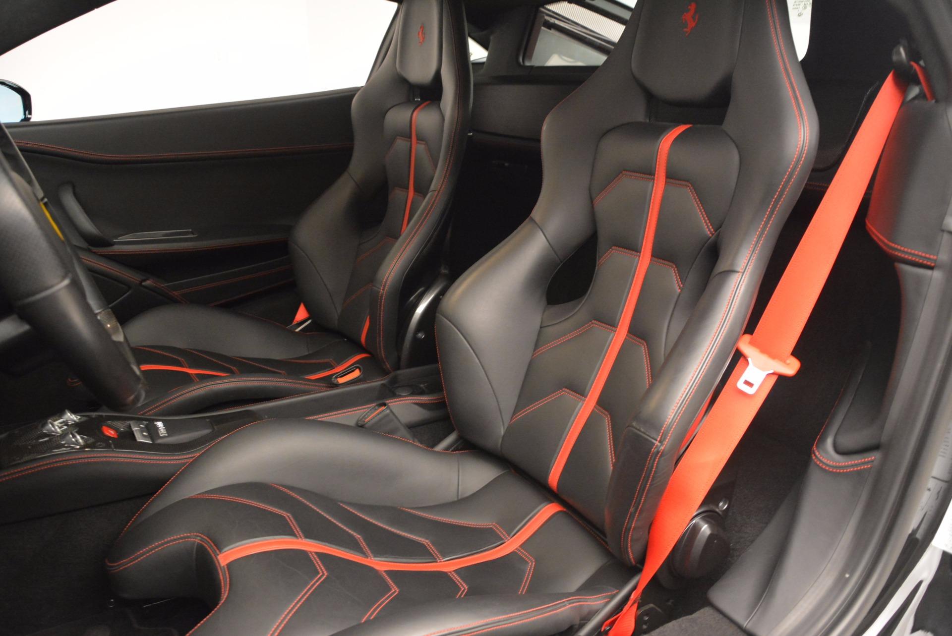Used 2013 Ferrari 458 Italia  For Sale In Westport, CT 889_p15