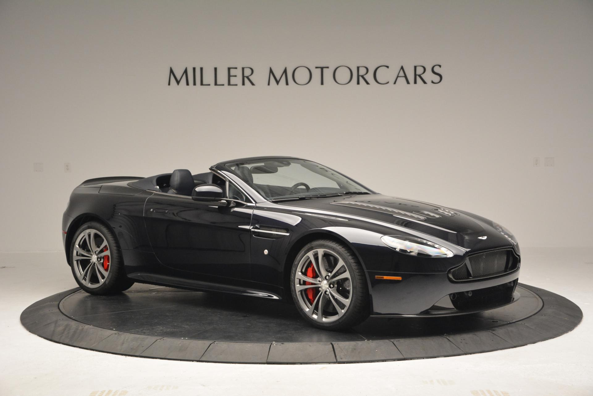 Used 2016 Aston Martin V12 Vantage S Convertible For Sale In Westport, CT 89_p10