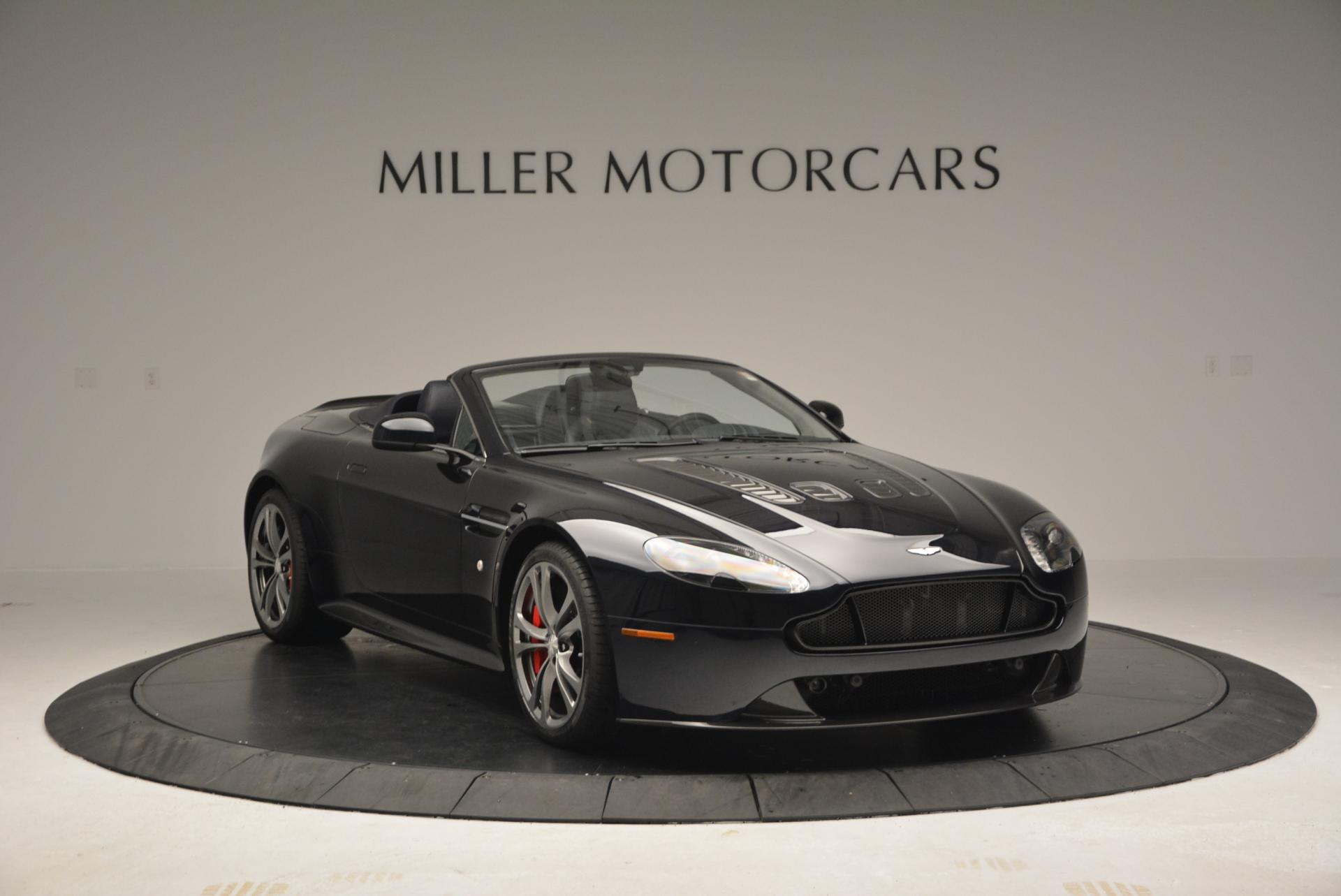 Used 2016 Aston Martin V12 Vantage S Convertible For Sale In Westport, CT 89_p11