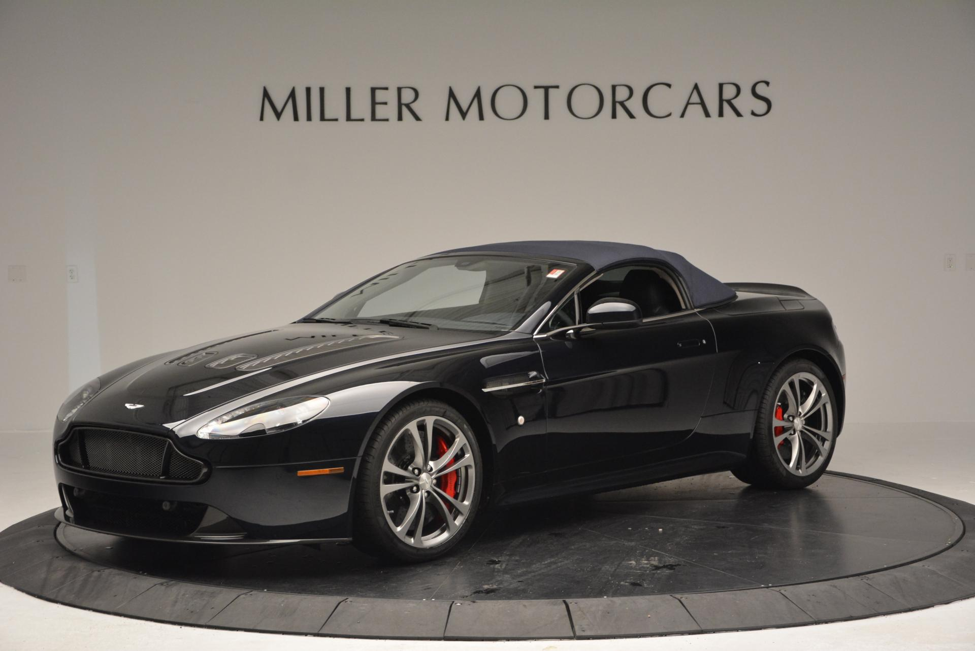 Used 2016 Aston Martin V12 Vantage S Convertible For Sale In Westport, CT 89_p14