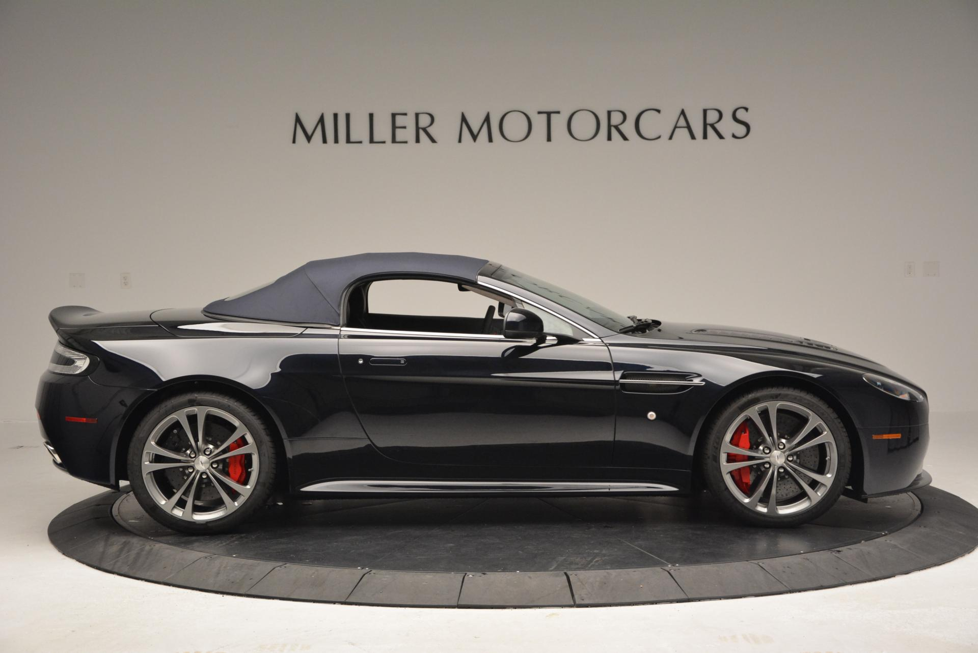 Used 2016 Aston Martin V12 Vantage S Convertible For Sale In Westport, CT 89_p16