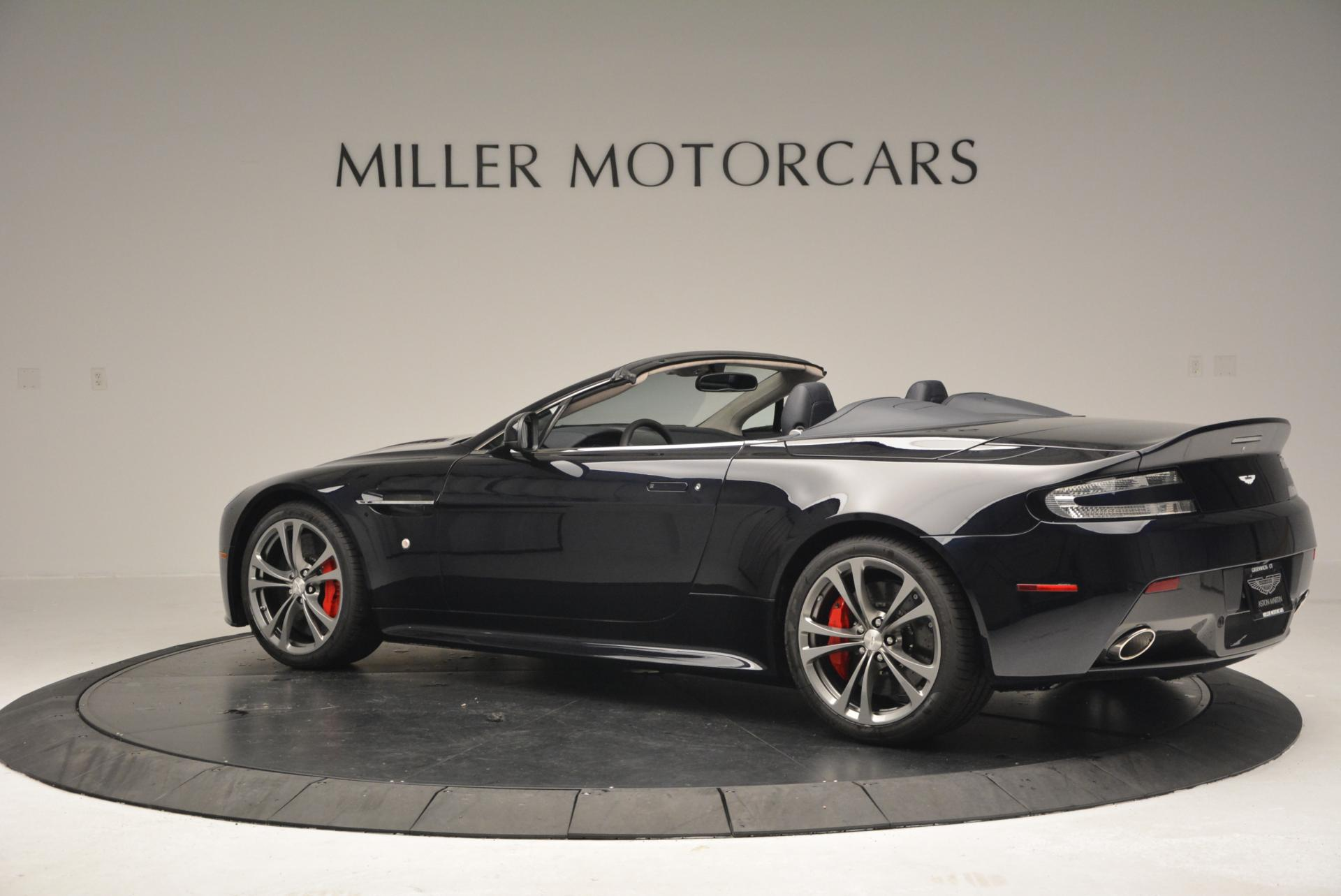 Used 2016 Aston Martin V12 Vantage S Convertible For Sale In Westport, CT 89_p4