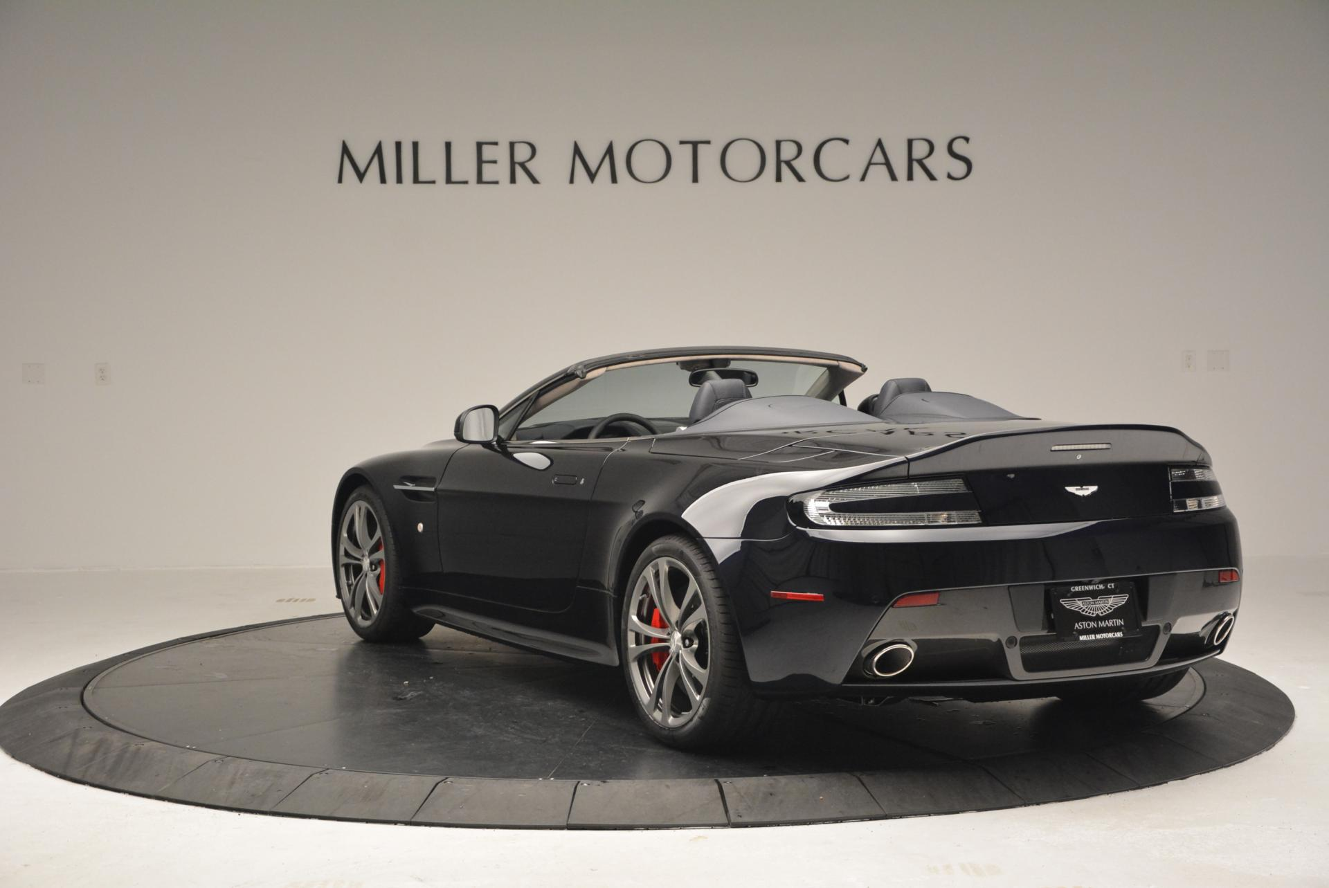 Used 2016 Aston Martin V12 Vantage S Convertible For Sale In Westport, CT 89_p5