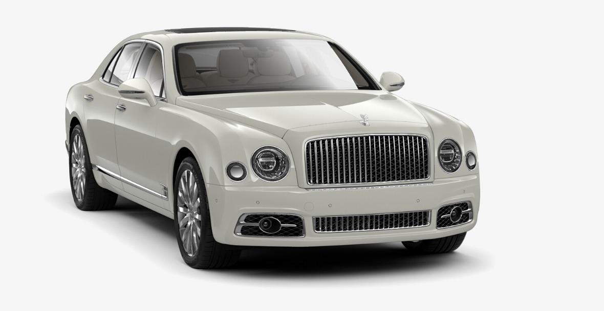 New 2017 Bentley Mulsanne  For Sale In Westport, CT 890_main