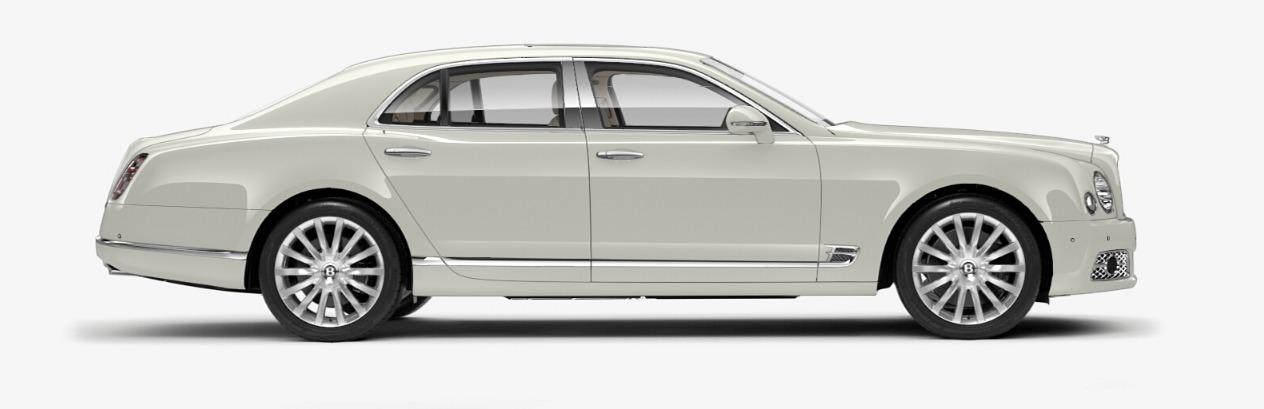 New 2017 Bentley Mulsanne  For Sale In Westport, CT 890_p2