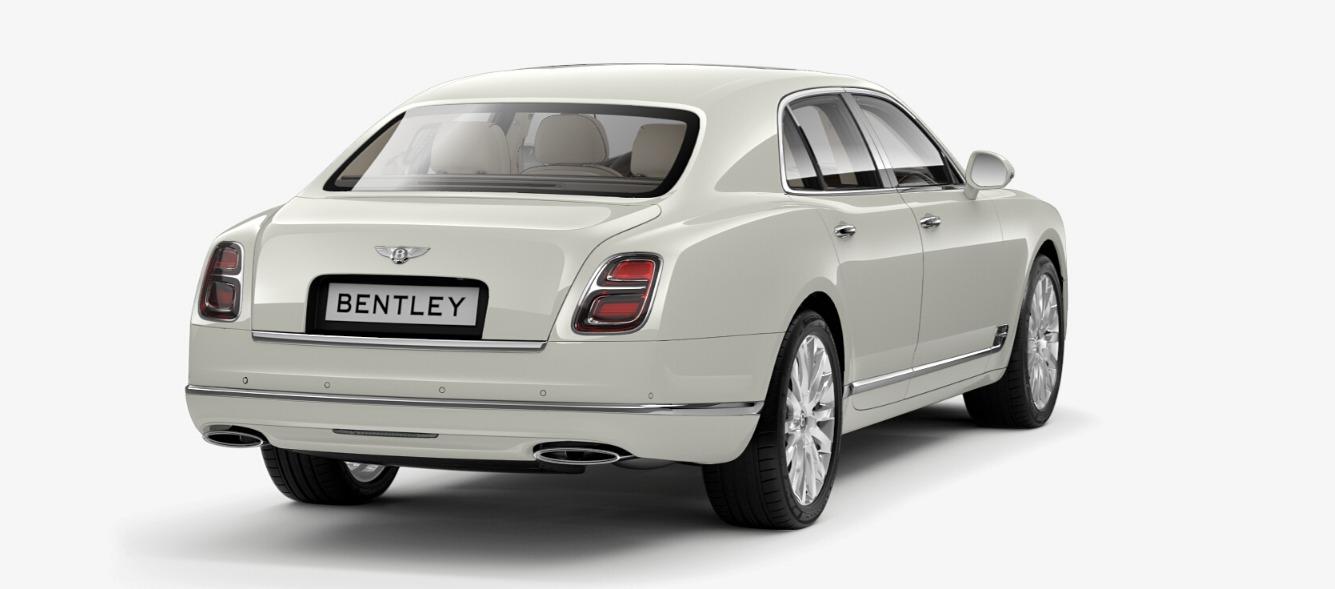 New 2017 Bentley Mulsanne  For Sale In Westport, CT 890_p3