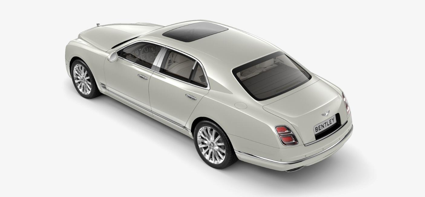 New 2017 Bentley Mulsanne  For Sale In Westport, CT 890_p4