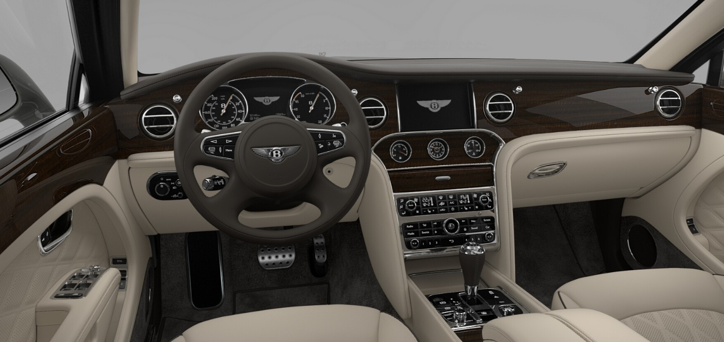 New 2017 Bentley Mulsanne  For Sale In Westport, CT 890_p6