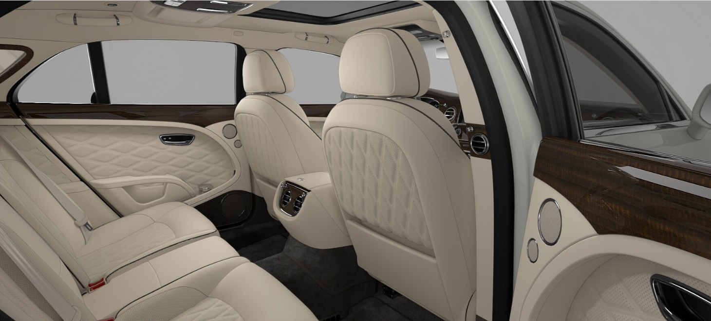 New 2017 Bentley Mulsanne  For Sale In Westport, CT 890_p8