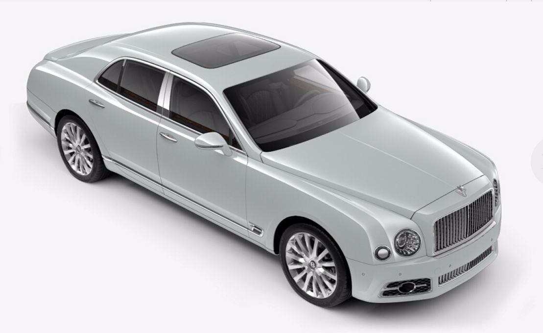 New 2017 Bentley Mulsanne  For Sale In Westport, CT 891_p5