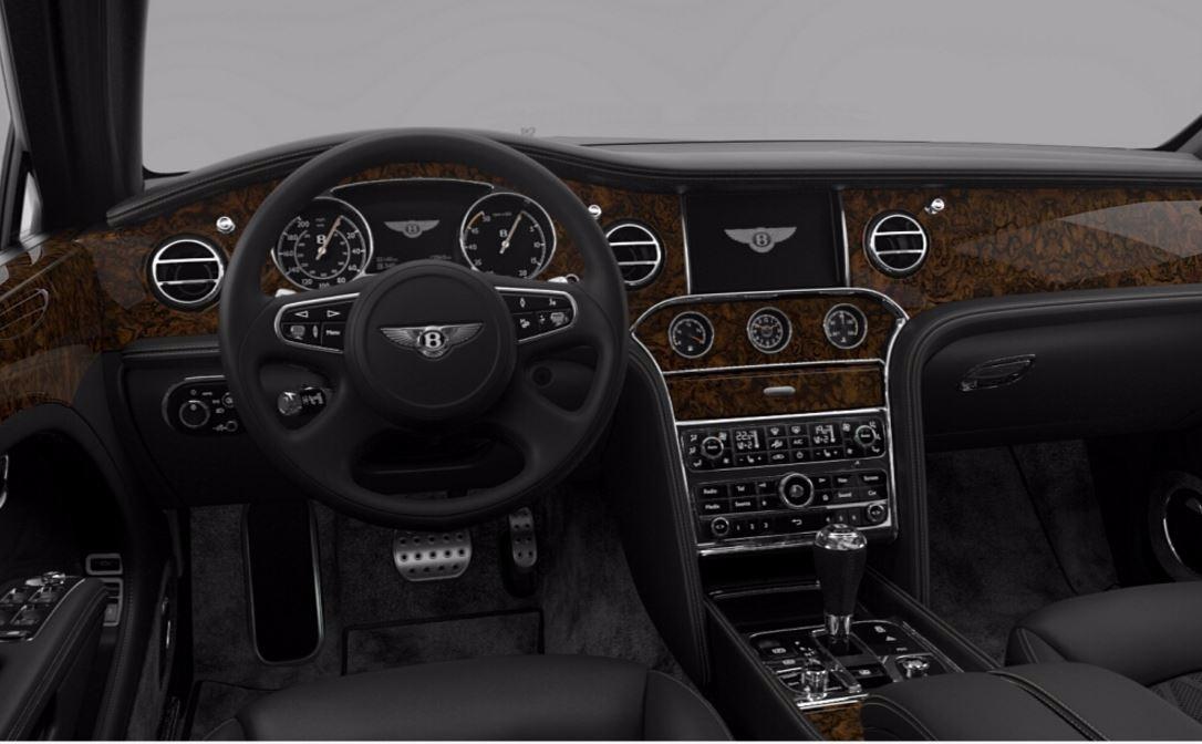 New 2017 Bentley Mulsanne  For Sale In Westport, CT 891_p6