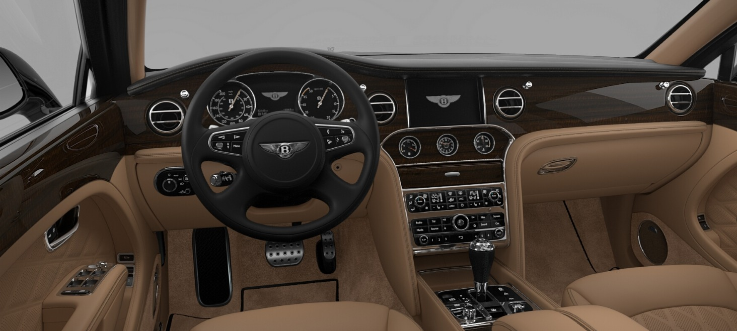 New 2017 Bentley Mulsanne  For Sale In Westport, CT 892_p6