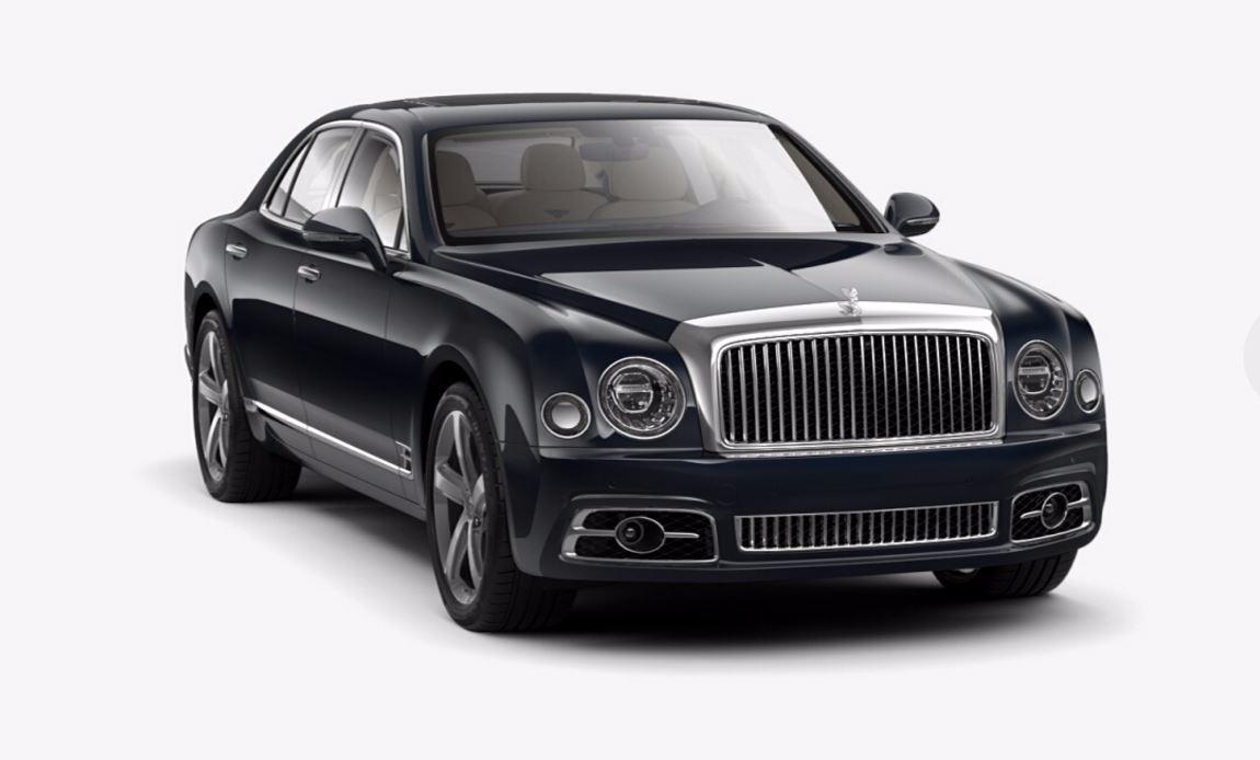 New 2017 Bentley Mulsanne Speed For Sale In Westport, CT 893_main