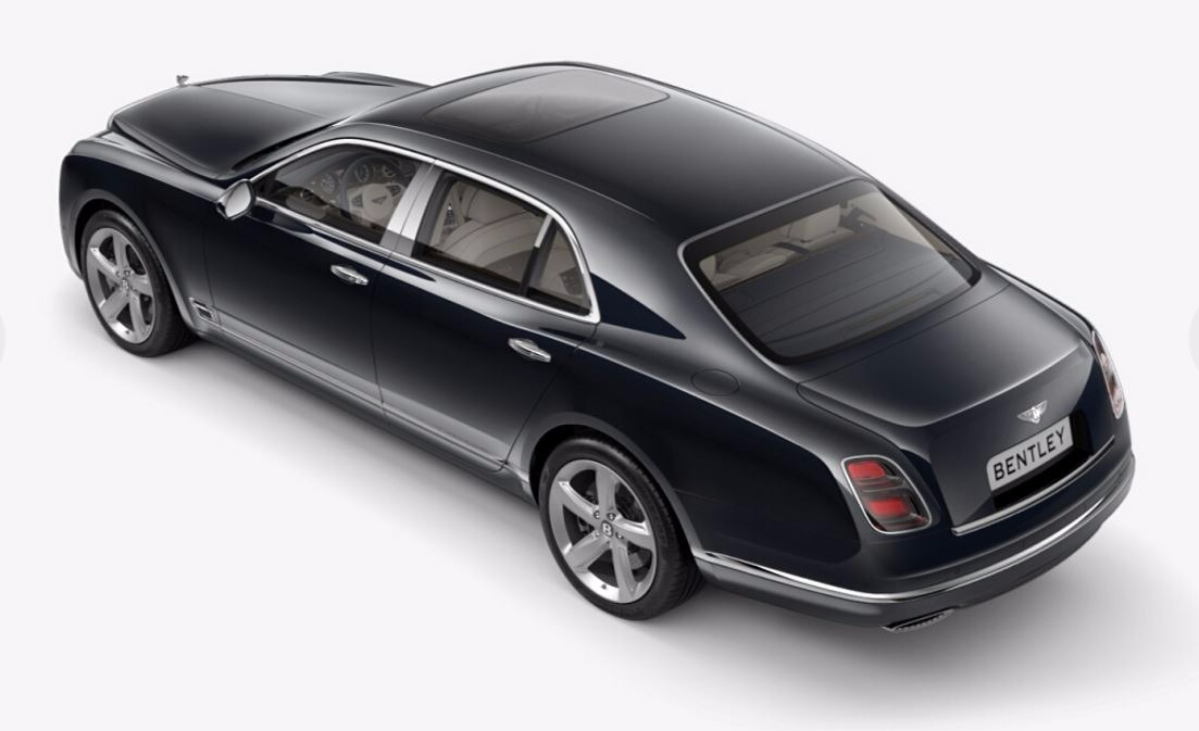New 2017 Bentley Mulsanne Speed For Sale In Westport, CT 893_p4