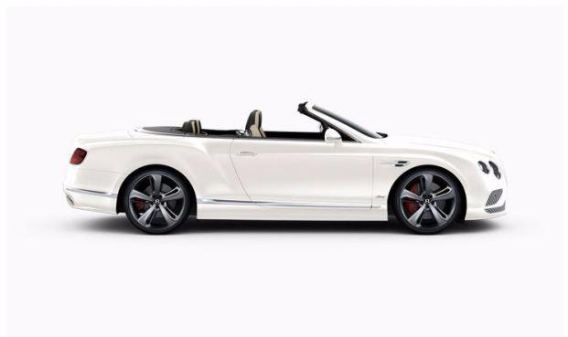 New 2017 Bentley Continental GT Speed For Sale In Westport, CT 895_p3