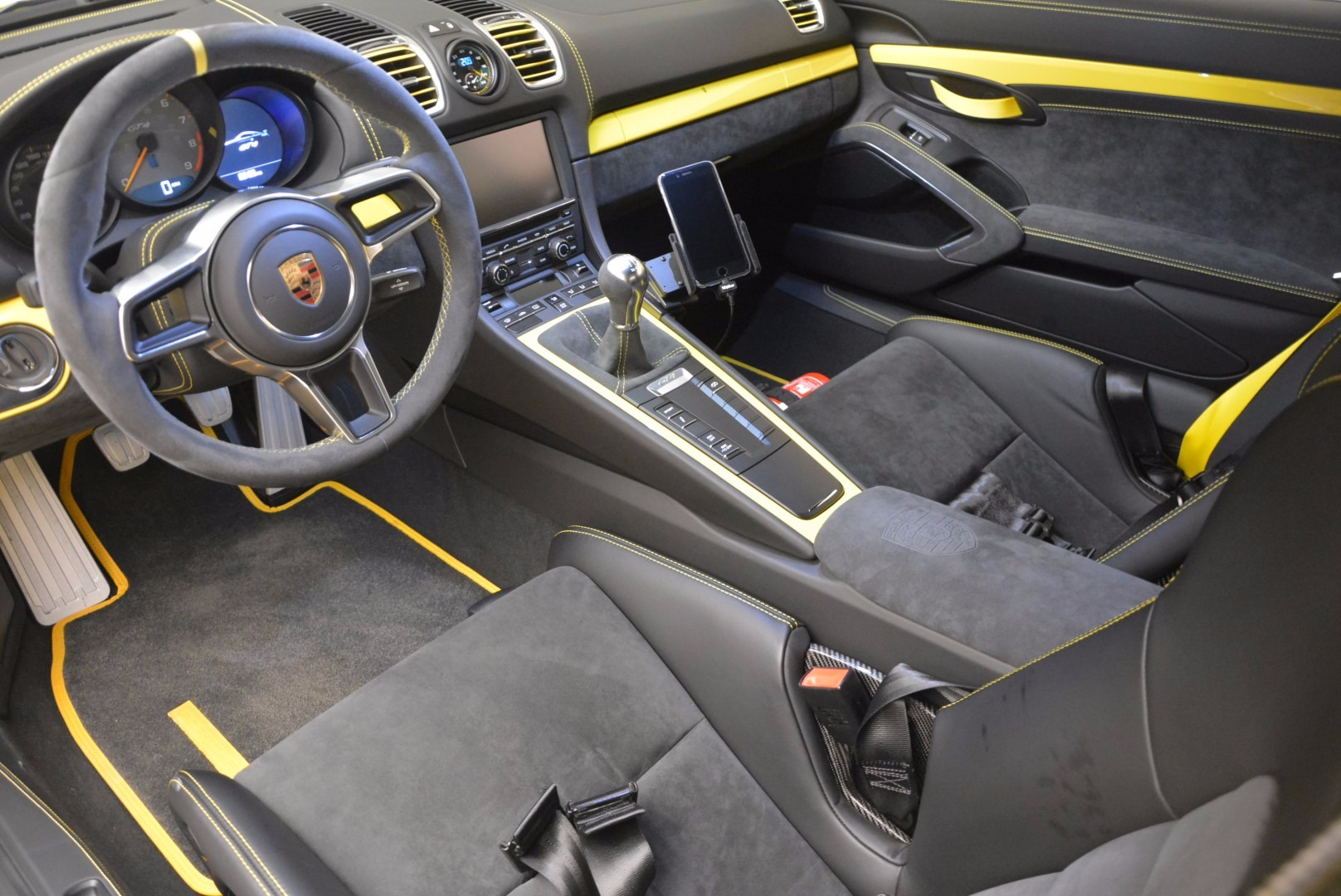 Used 2016 Porsche Cayman GT4 For Sale In Westport, CT 897_p13