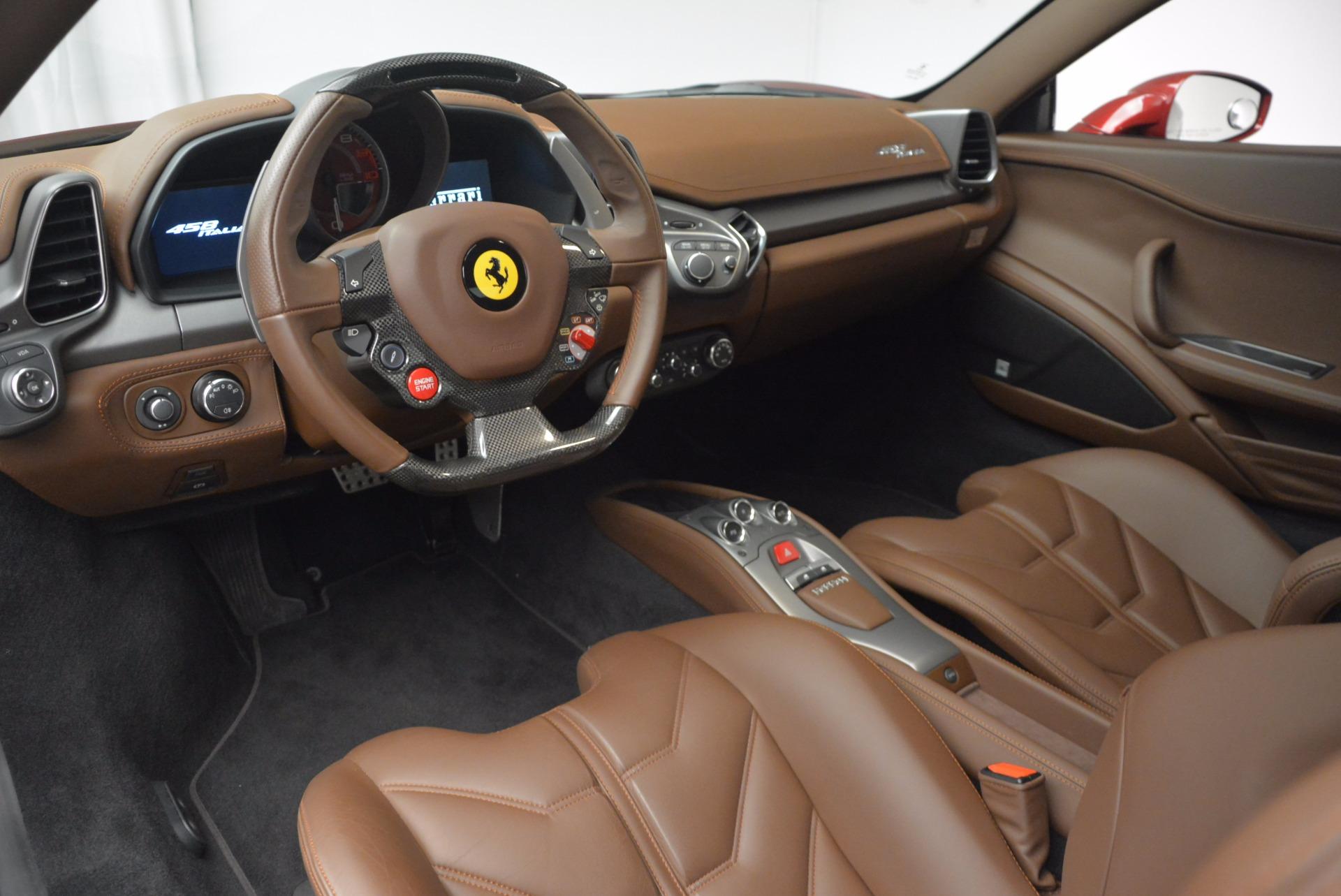 Used 2011 Ferrari 458 Italia  For Sale In Westport, CT 899_p13