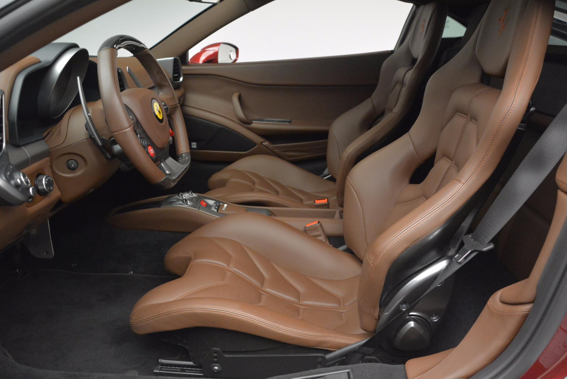 Used 2011 Ferrari 458 Italia  For Sale In Westport, CT 899_p14