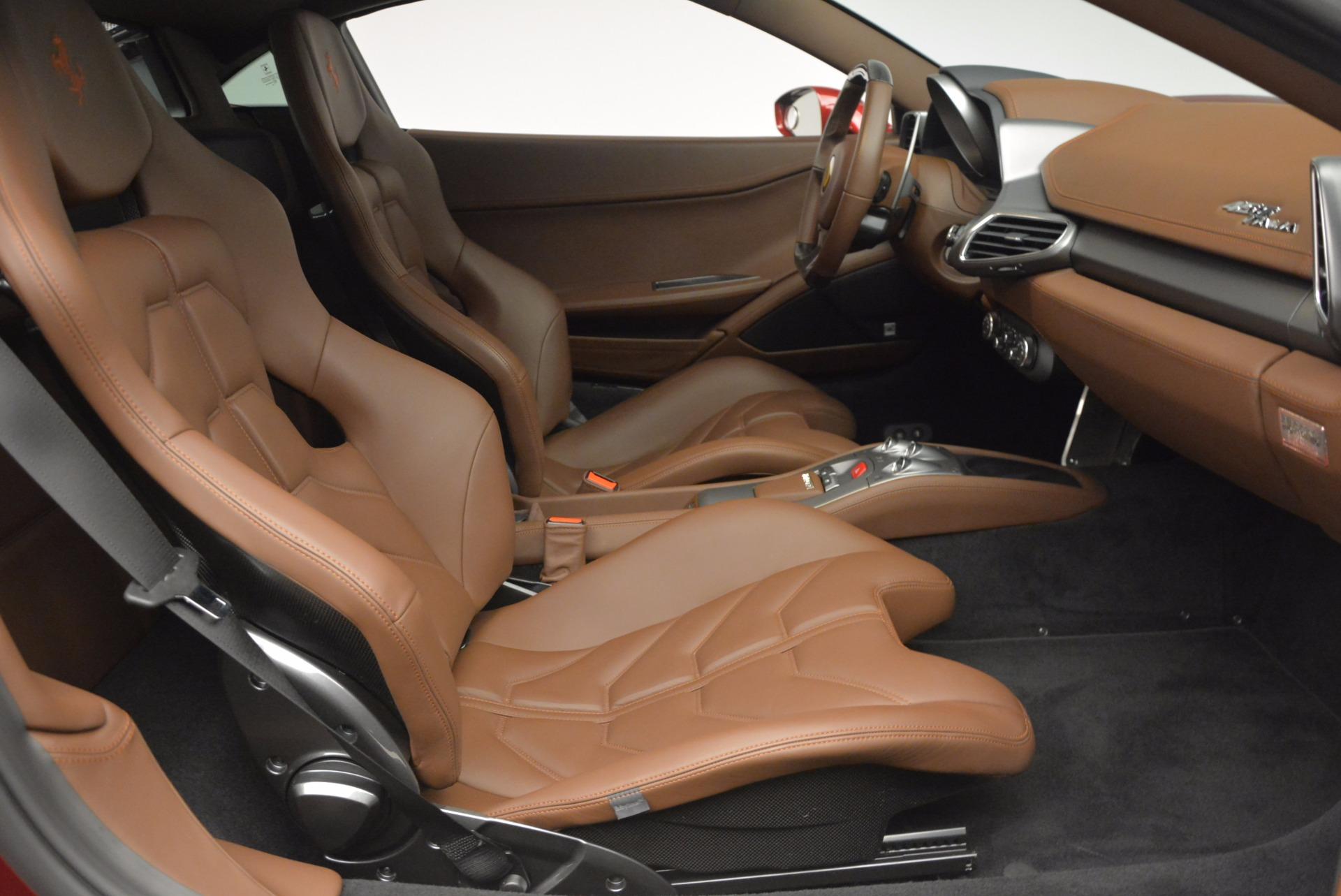 Used 2011 Ferrari 458 Italia  For Sale In Westport, CT 899_p18