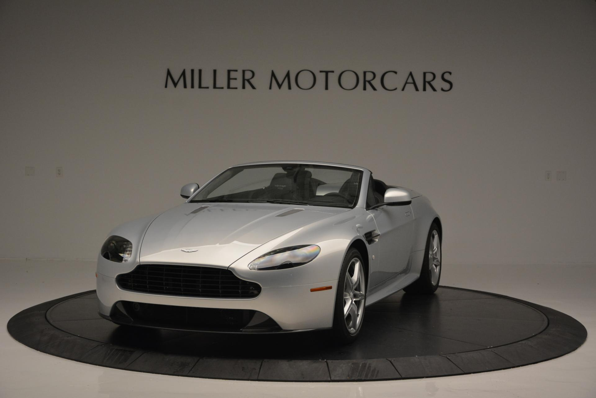 New 2016 Aston Martin V8 Vantage GTS Roadster For Sale In Westport, CT 90_main