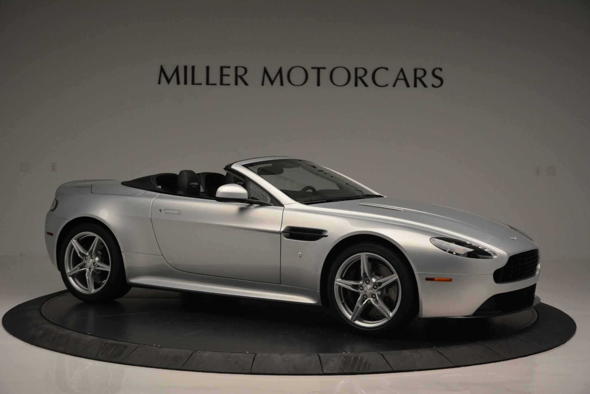 New 2016 Aston Martin V8 Vantage GTS Roadster For Sale In Westport, CT 90_p10