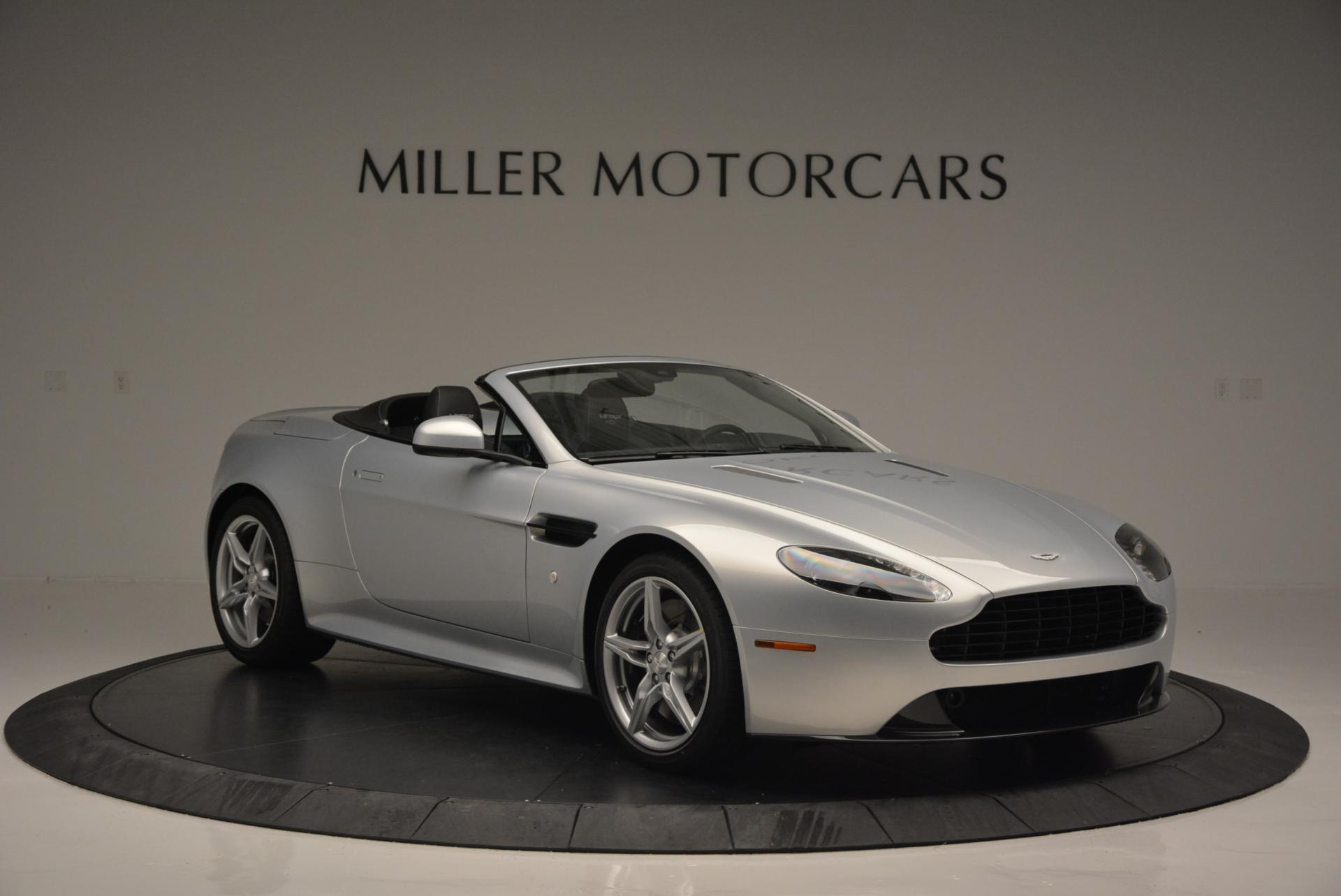 New 2016 Aston Martin V8 Vantage GTS Roadster For Sale In Westport, CT 90_p11
