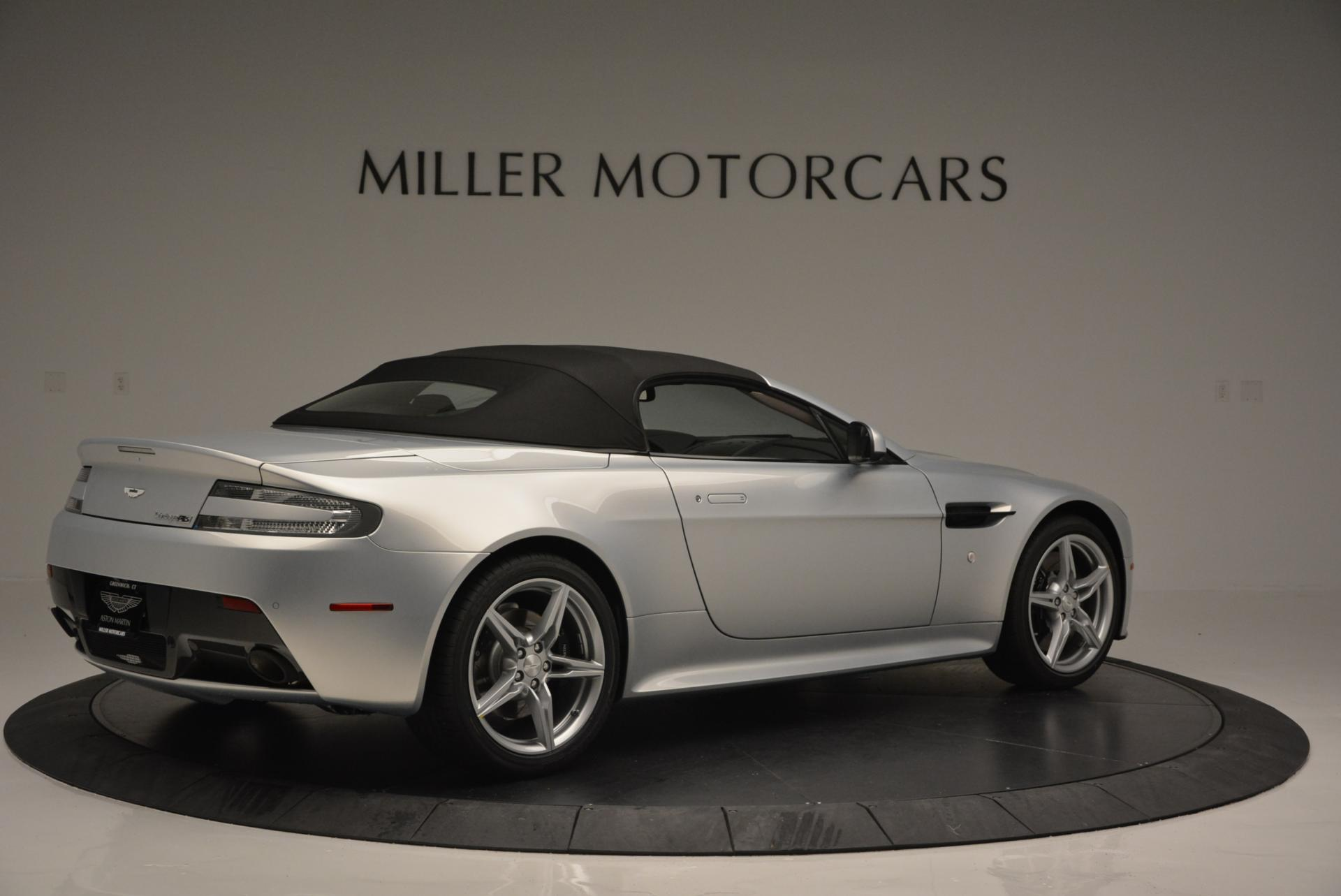 New 2016 Aston Martin V8 Vantage GTS Roadster For Sale In Westport, CT 90_p18