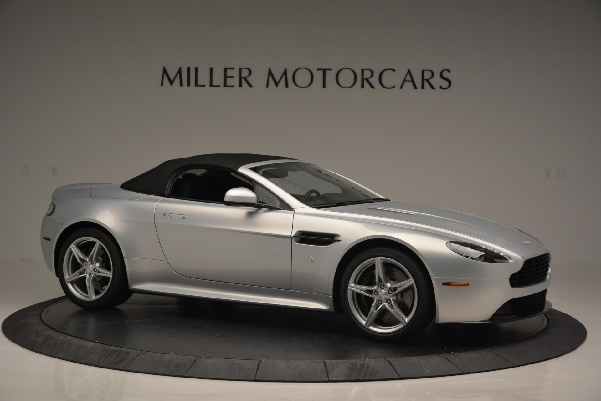 New 2016 Aston Martin V8 Vantage GTS Roadster For Sale In Westport, CT 90_p20