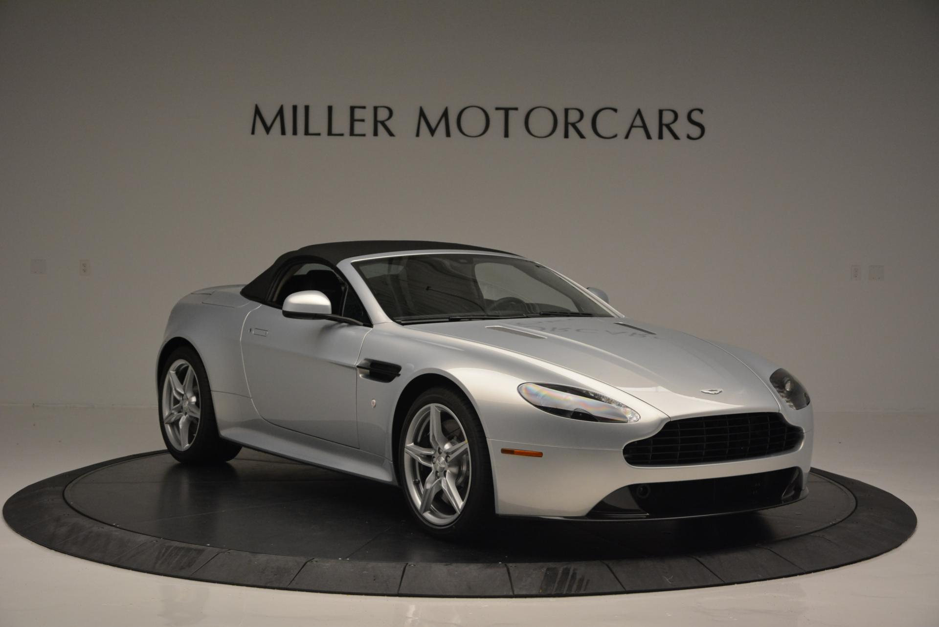New 2016 Aston Martin V8 Vantage GTS Roadster For Sale In Westport, CT 90_p21