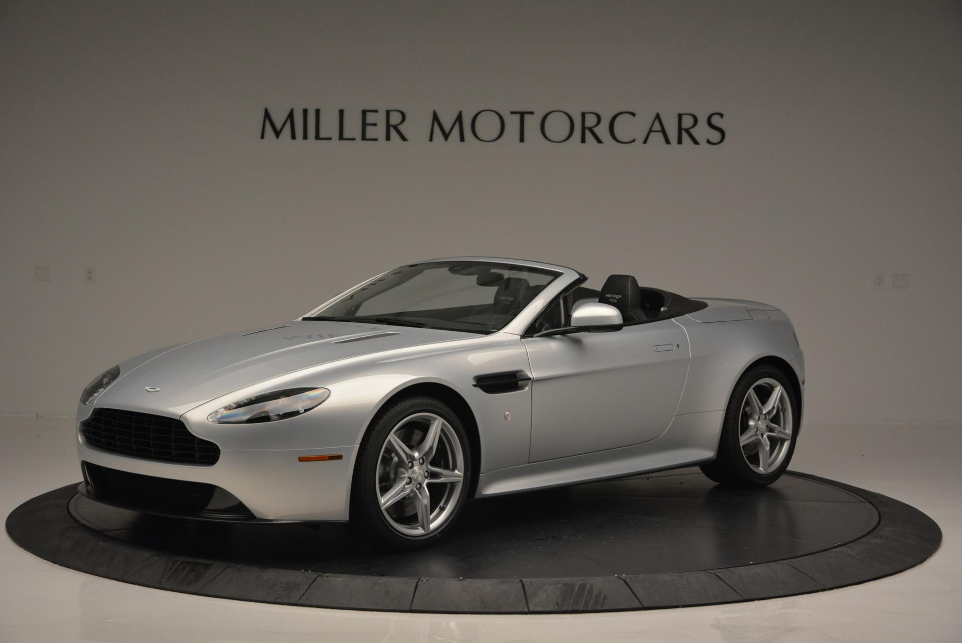 New 2016 Aston Martin V8 Vantage GTS Roadster For Sale In Westport, CT 90_p2