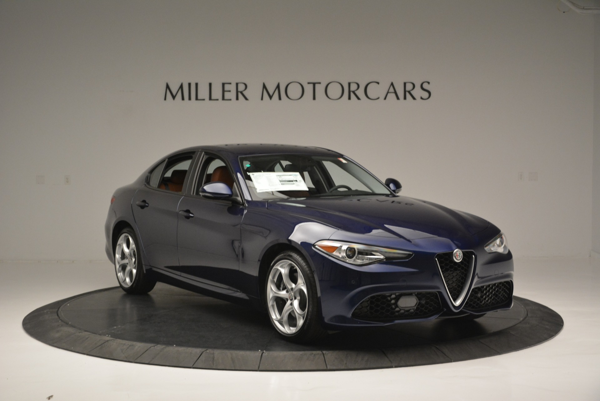New 2018 Alfa Romeo Giulia Ti Sport Q4 For Sale In Westport, CT 901_p11