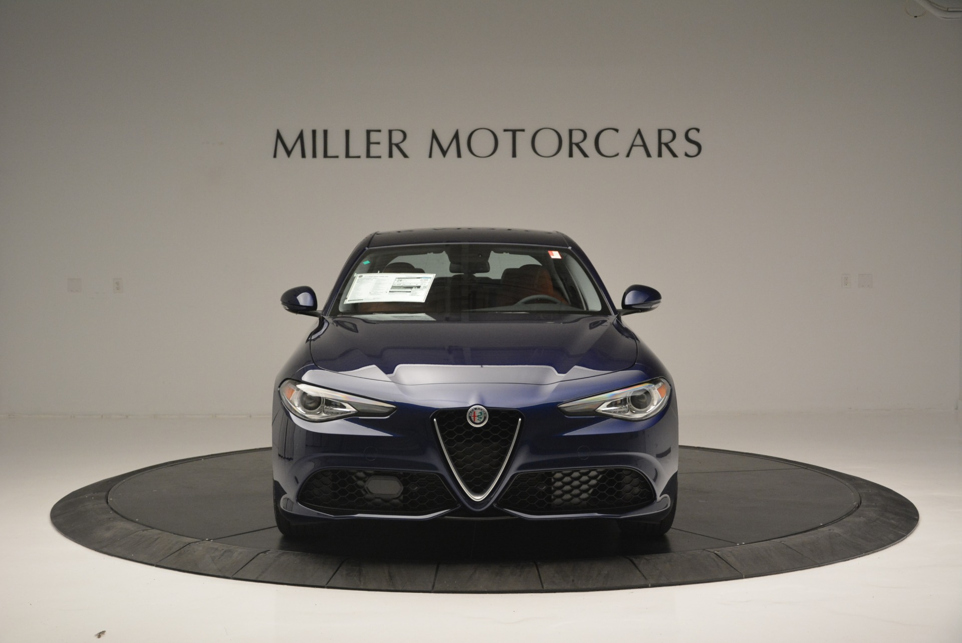 New 2018 Alfa Romeo Giulia Ti Sport Q4 For Sale In Westport, CT 901_p12