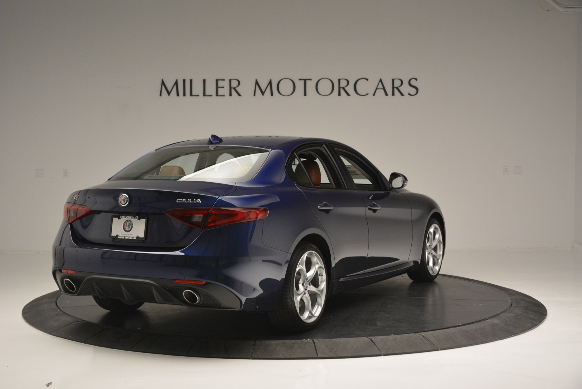 New 2018 Alfa Romeo Giulia Ti Sport Q4 For Sale In Westport, CT 901_p7