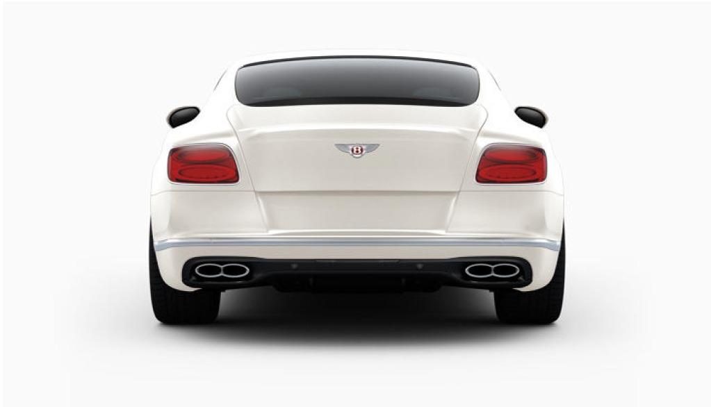New 2017 Bentley Continental GT V8 For Sale In Westport, CT 902_p5