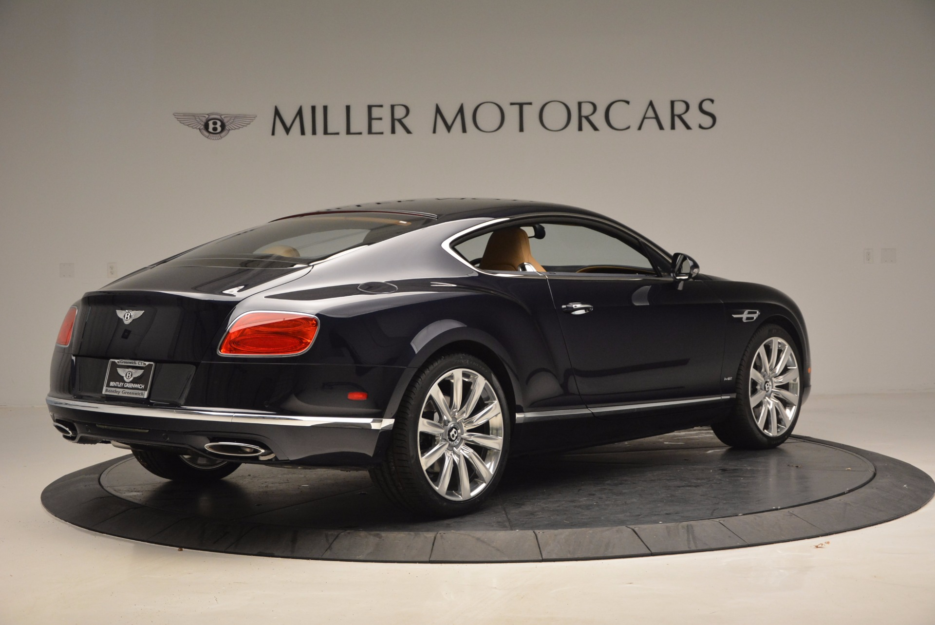 New 2017 Bentley Continental GT W12 For Sale In Westport, CT 904_p8
