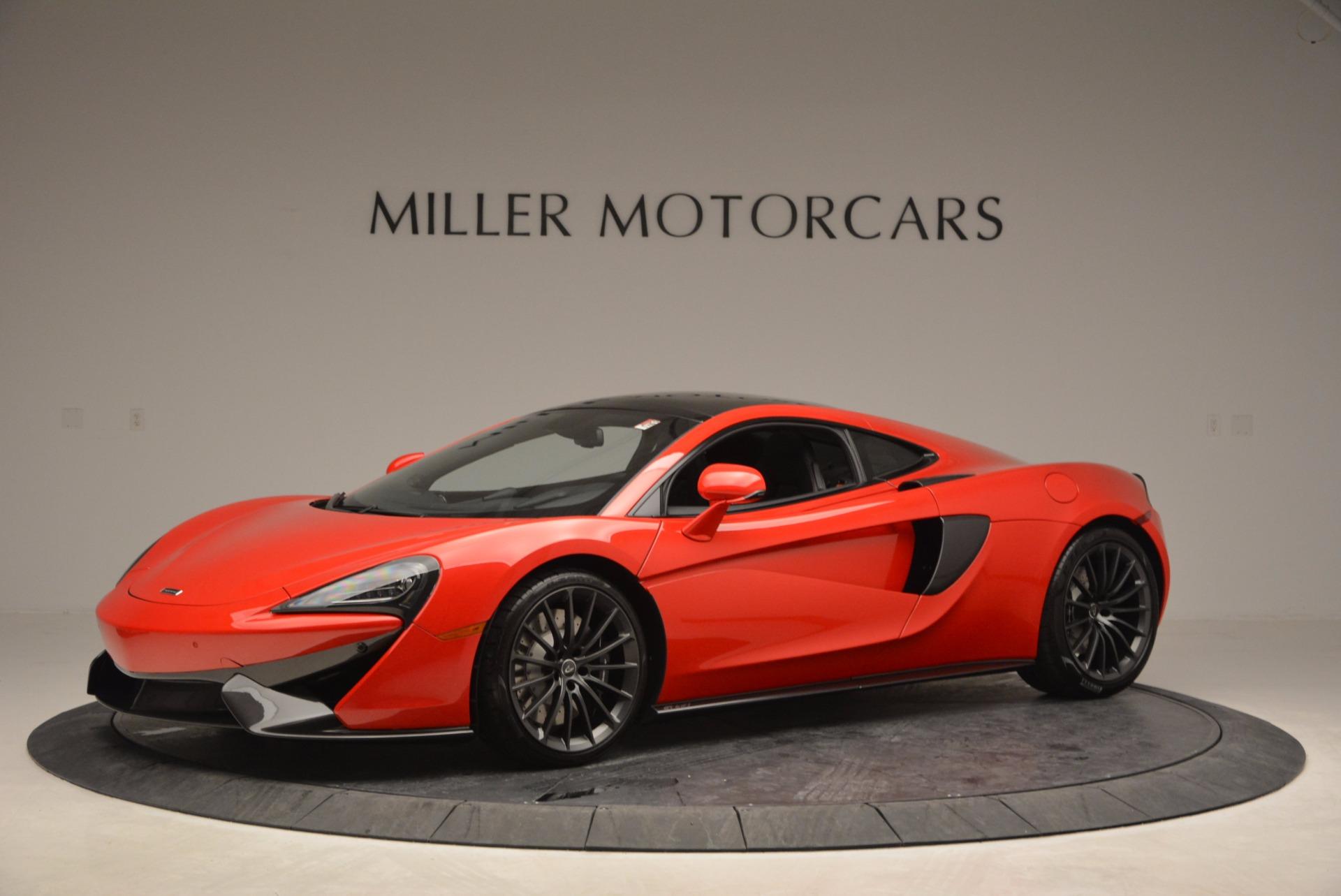 Used 2017 McLaren 570GT  For Sale In Westport, CT 907_main