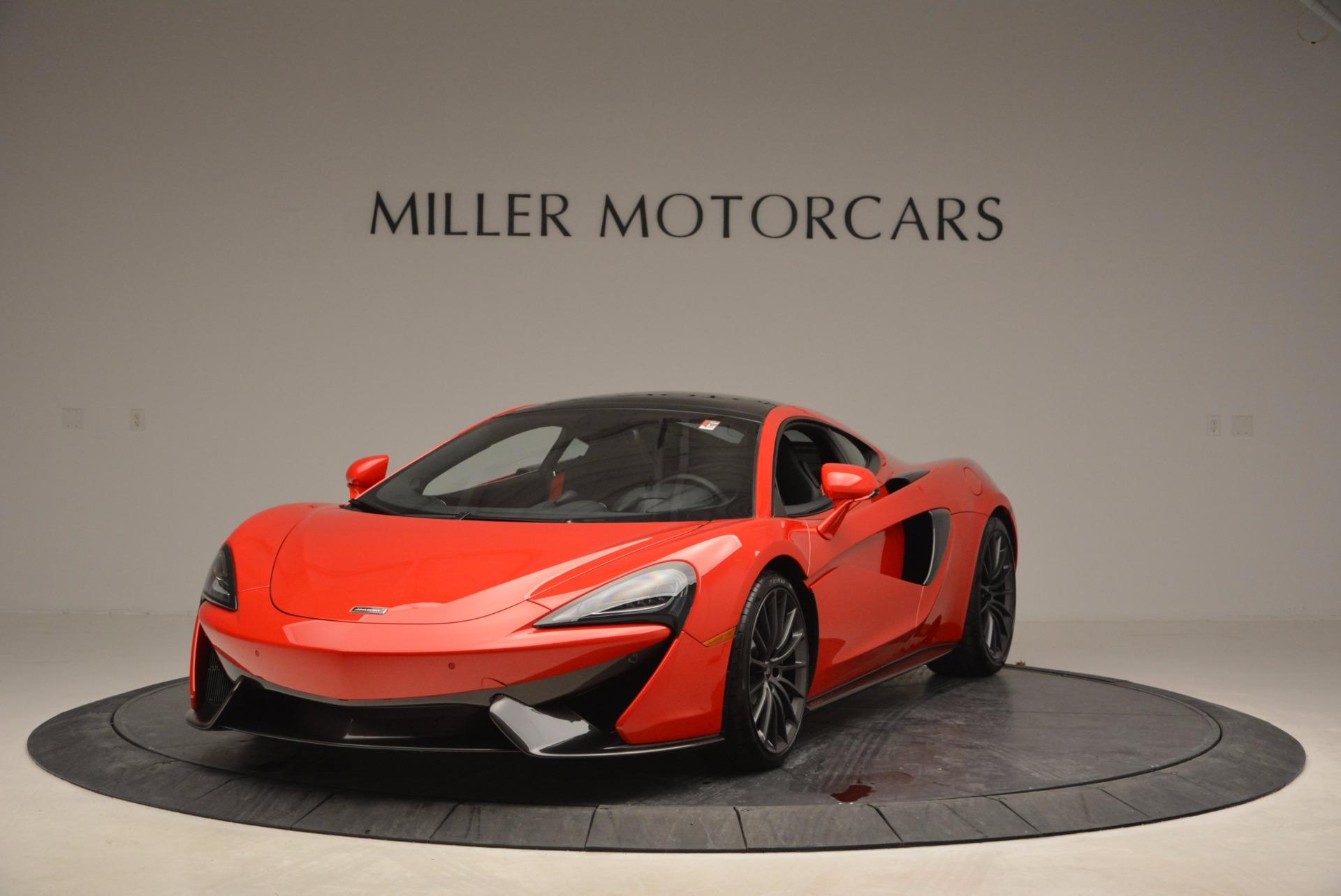 Used 2017 McLaren 570GT  For Sale In Westport, CT 907_p2
