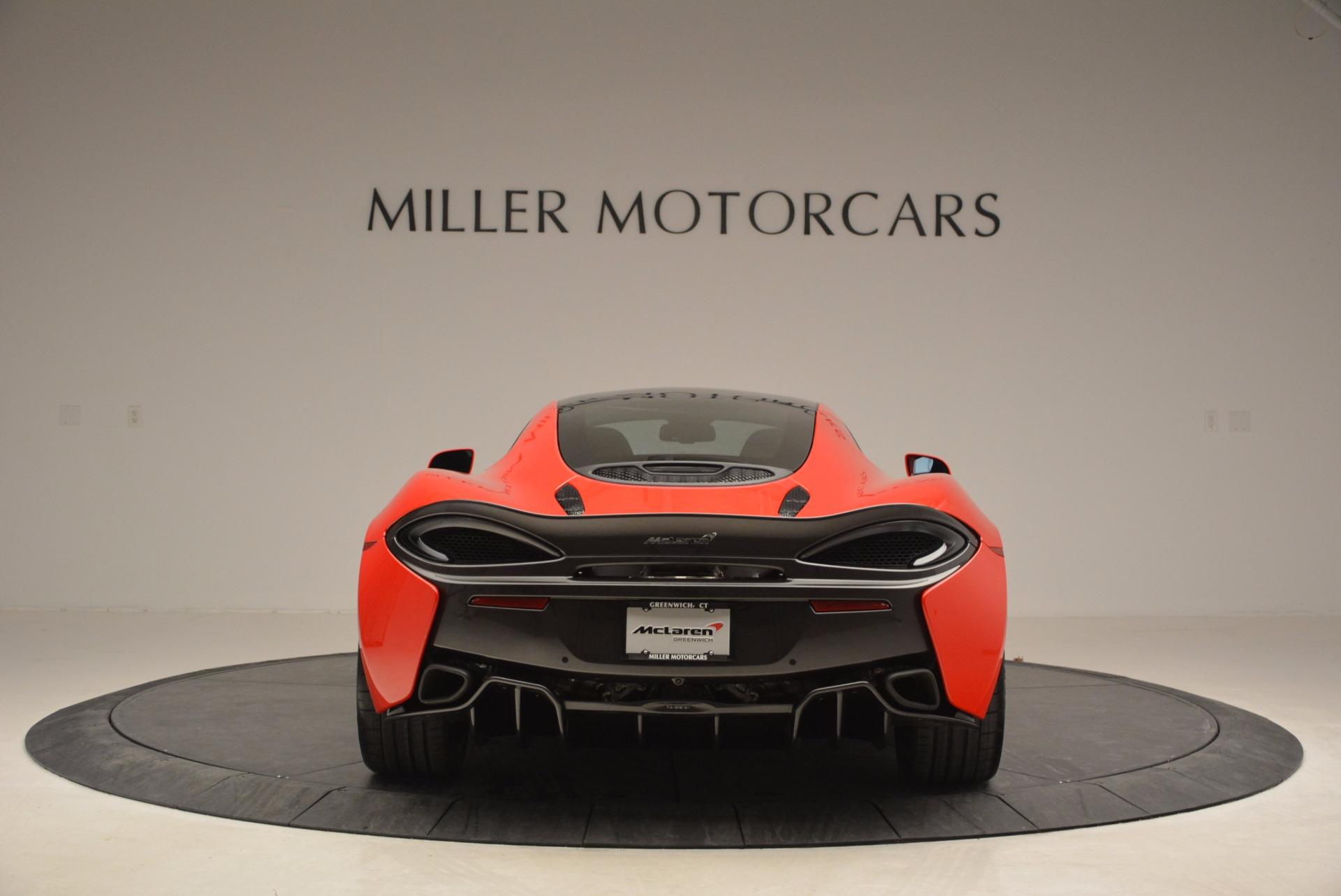 Used 2017 McLaren 570GT  For Sale In Westport, CT 907_p6