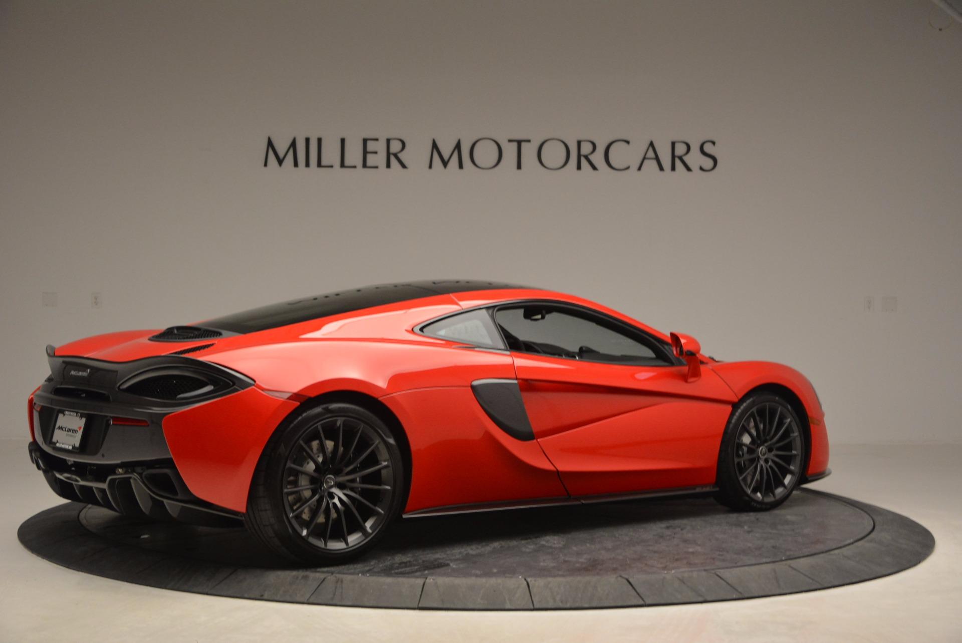 Used 2017 McLaren 570GT Coupe For Sale In Westport, CT 907_p8