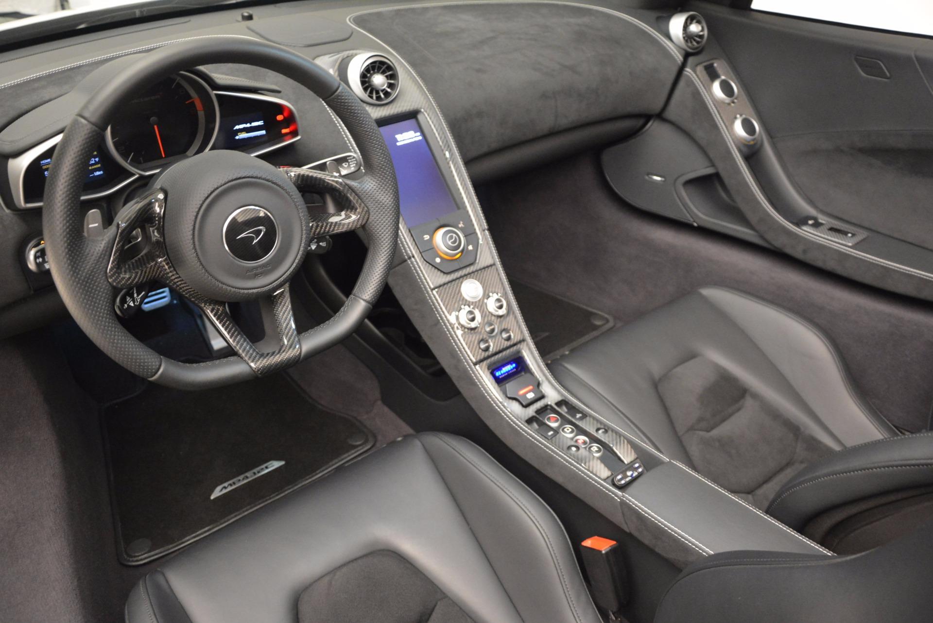 Used 2014 McLaren MP4-12C Spider For Sale In Westport, CT 908_p26