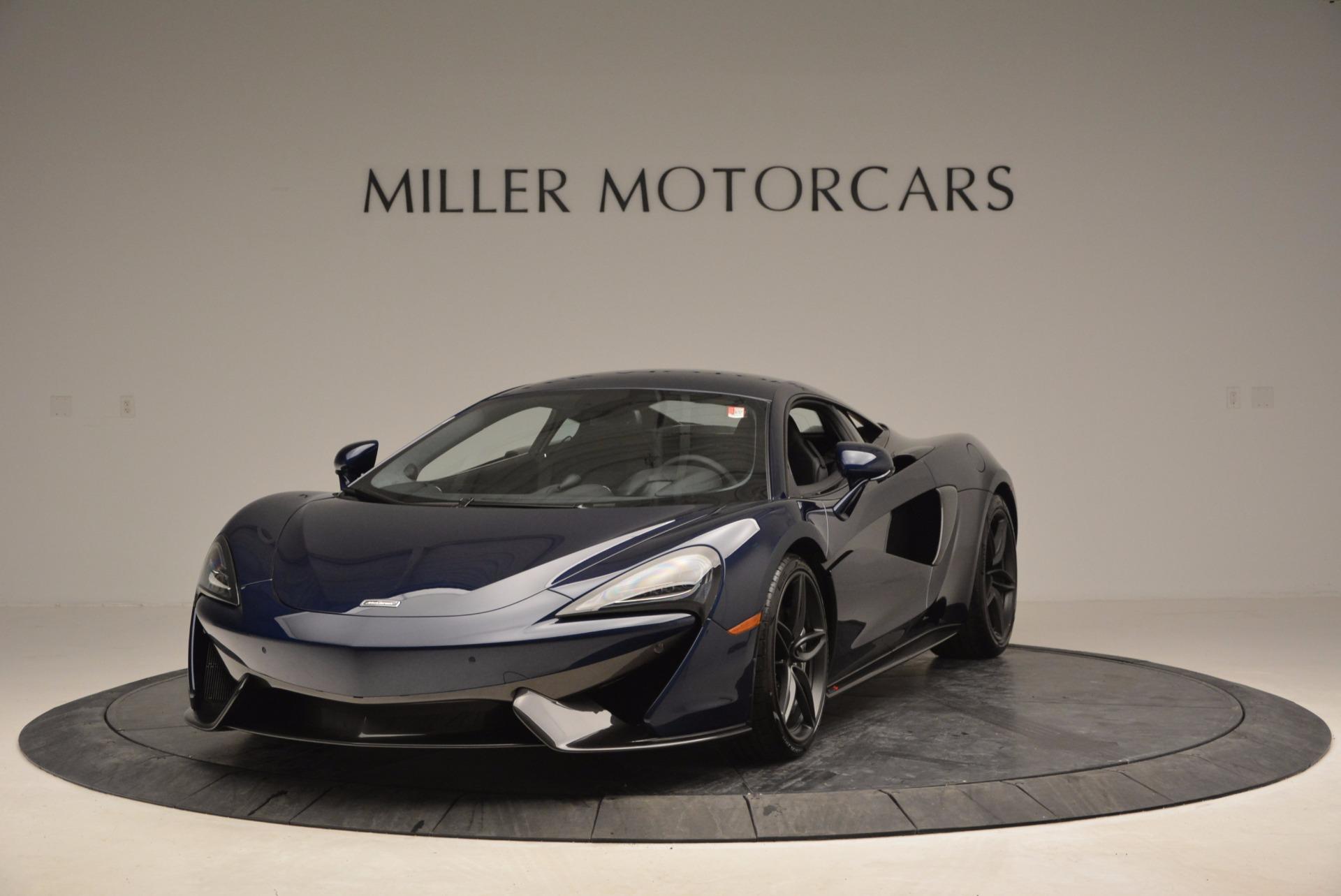 Used 2017 McLaren 570S  For Sale In Westport, CT 909_main