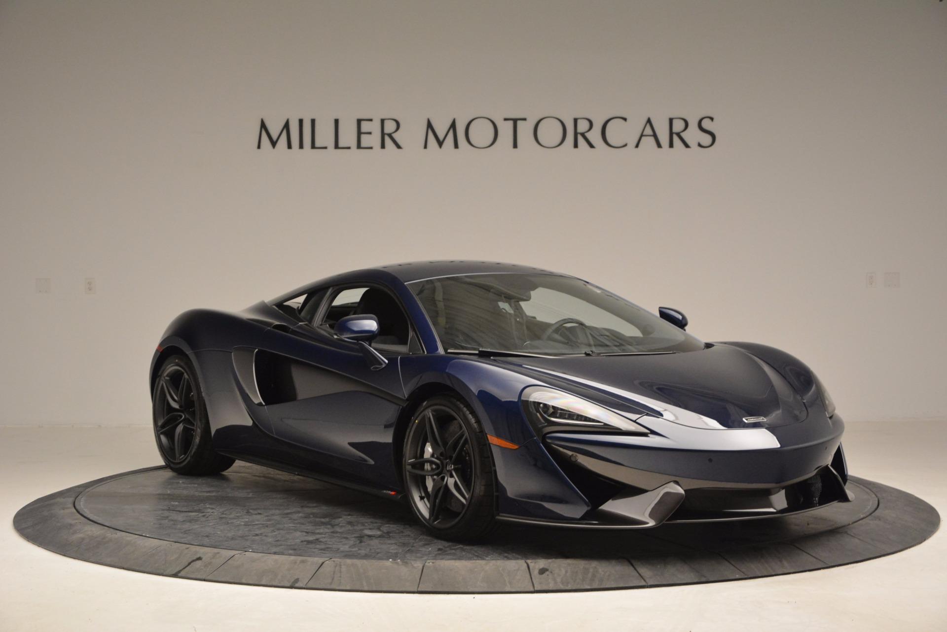 Used 2017 McLaren 570S  For Sale In Westport, CT 909_p11