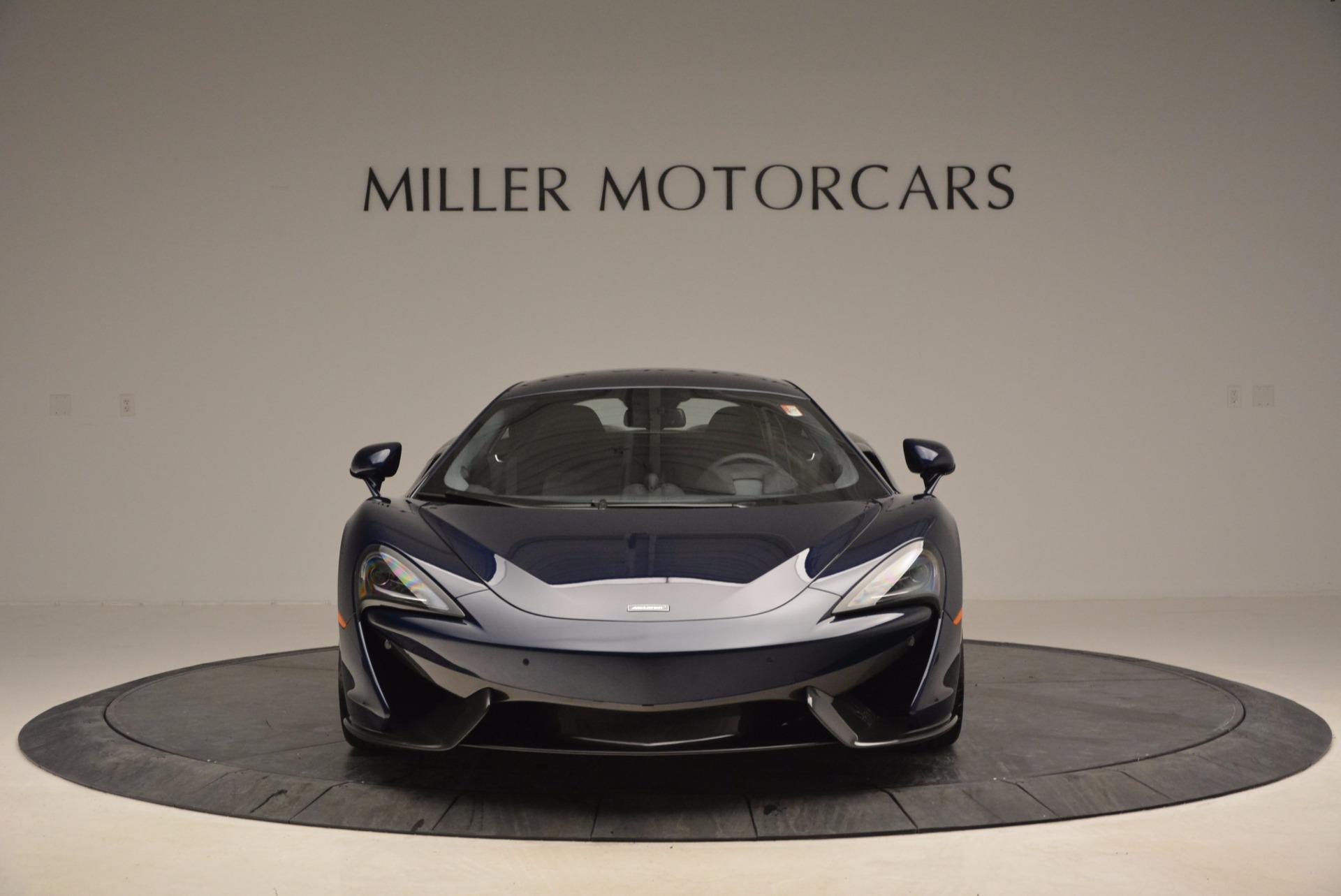 Used 2017 McLaren 570S  For Sale In Westport, CT 909_p12