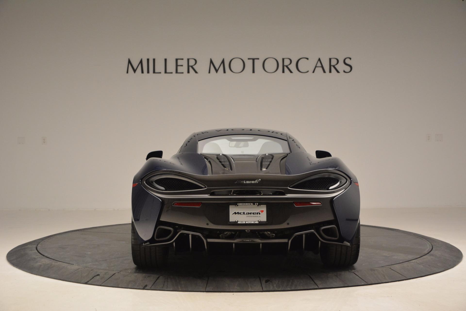 Used 2017 McLaren 570S  For Sale In Westport, CT 909_p6