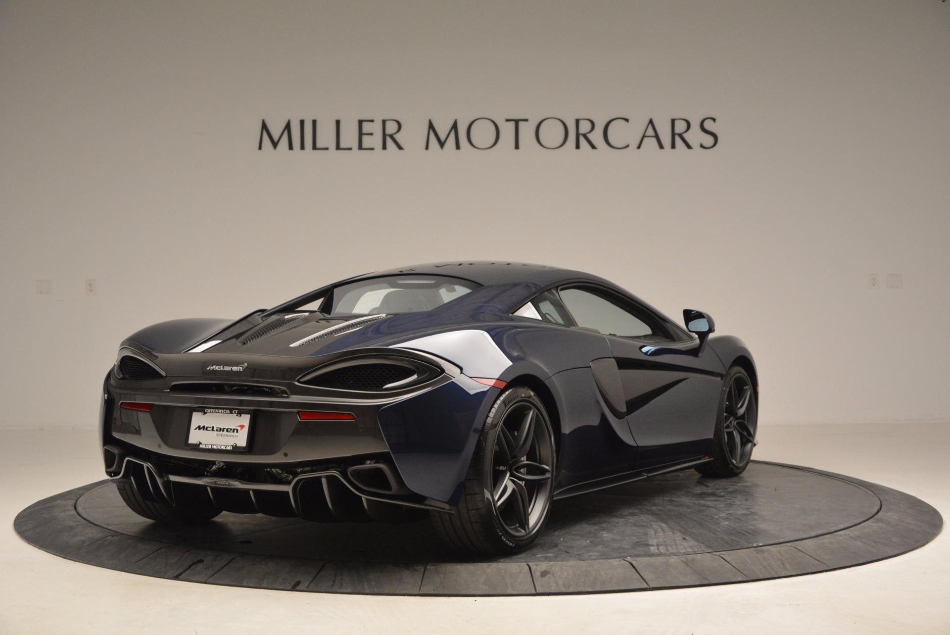 Used 2017 McLaren 570S  For Sale In Westport, CT 909_p7