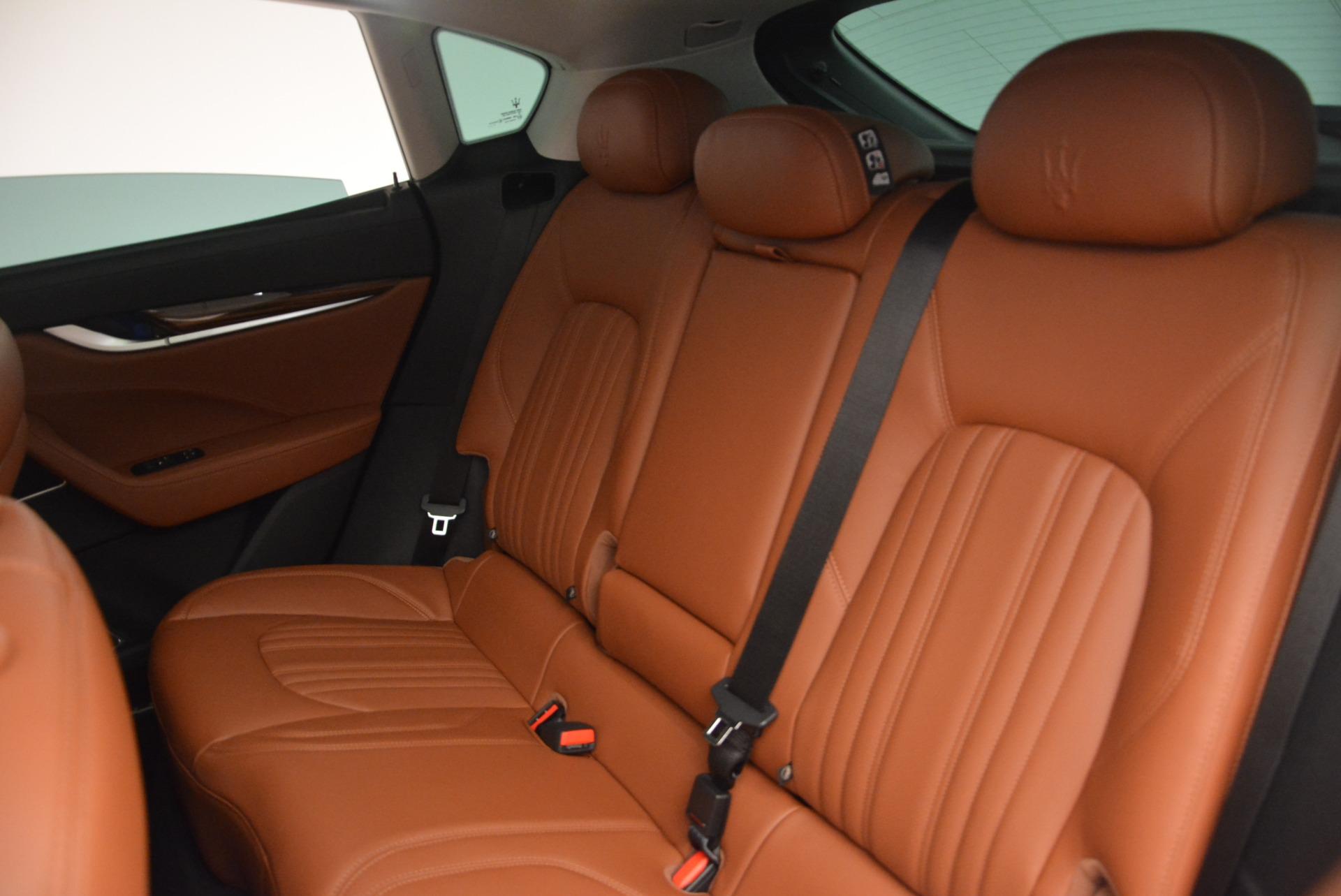 New 2017 Maserati Levante S For Sale In Westport, CT 914_p18